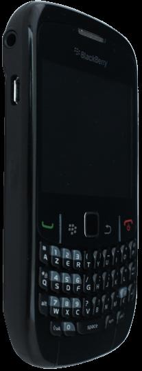 BlackBerry 8520 - Premiers pas - Découvrir les touches principales - Étape 9