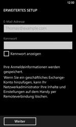 Nokia Lumia 920 LTE - E-Mail - Konto einrichten - 0 / 0
