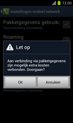 Samsung I9100 Galaxy S II - OS 4 ICS - Internet - handmatig instellen - Stap 8