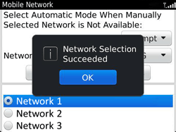 BlackBerry 9360 Curve - Network - Usage across the border - Step 10
