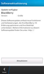BlackBerry Z10 - Software - Installieren von Software-Updates - Schritt 6