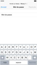 Apple iPhone 6 iOS 8 - Premiers pas - Créer un compte - Étape 9