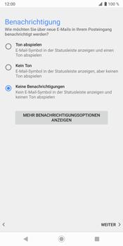 Sony Xperia XZ3 - E-Mail - Konto einrichten (yahoo) - Schritt 11