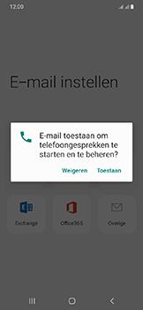 Samsung Galaxy A20e - E-mail - e-mail instellen (outlook) - Stap 10