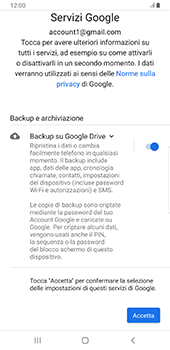 Samsung Galaxy S9 Plus - Android Pie - E-mail - 032a. Email wizard - Gmail - Fase 11