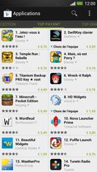 HTC One - Applications - Télécharger une application - Étape 6