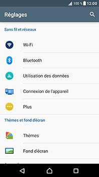 Sony Xperia XA1 Ultra - Internet et connexion - Utiliser le mode modem par USB - Étape 4