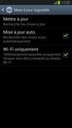 Samsung Galaxy S III - Logiciels - Installation de mises à jour - Étape 7