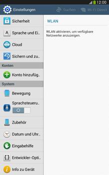 Samsung Galaxy Tab 3 8-0 LTE - Software - Installieren von Software-Updates - Schritt 5