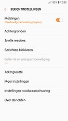 Samsung Galaxy J5 (2017) - sms - handmatig instellen - stap 6