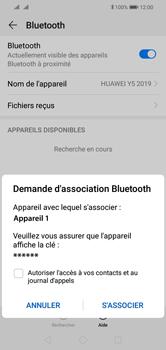 Huawei Y5 (2019) - Bluetooth - connexion Bluetooth - Étape 9
