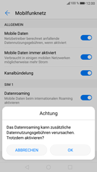 Huawei P8 Lite 2017 - Ausland - Im Ausland surfen – Datenroaming - 1 / 1