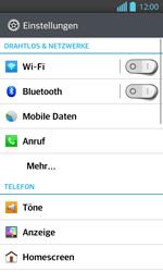 LG P710 Optimus L7 II - Anrufe - Anrufe blockieren - Schritt 4