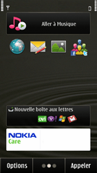 Nokia E7-00 - Internet - configuration automatique - Étape 2