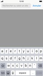 Apple iPhone SE - iOS 13 - Internet - navigation sur Internet - Étape 3