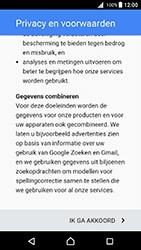 Sony Xperia X (F5121) - Android Nougat - Applicaties - Account aanmaken - Stap 15