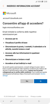 Samsung Galaxy Note9 - E-mail - 032c. Email wizard - Outlook - Fase 9
