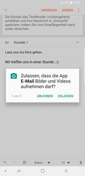 Samsung Galaxy S9 Plus - E-Mail - E-Mail versenden - 13 / 21