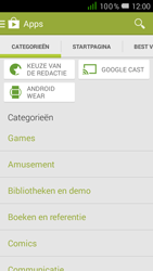 Alcatel One Touch POP D5 (OT-5038X) - Applicaties - Downloaden - Stap 6