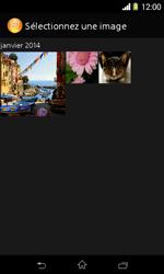Sony D2005 Xperia E1 - MMS - envoi d'images - Étape 15