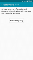 Samsung A500FU Galaxy A5 - Device - Factory reset - Step 8