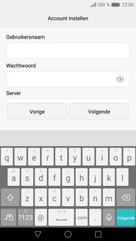 Huawei P9 Plus - E-mail - e-mail instellen: IMAP (aanbevolen) - Stap 10