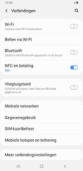 Samsung galaxy-note-9-sm-n960f-android-pie - WiFi - Handmatig instellen - Stap 5