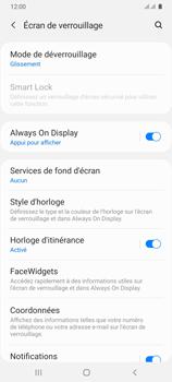 Samsung Galaxy A31 - Sécuriser votre mobile - Activer le code de verrouillage - Étape 5