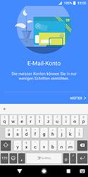 Sony Xperia XZ2 Compact - E-Mail - Konto einrichten - Schritt 7