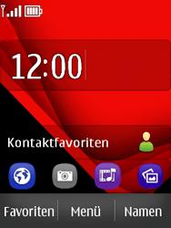 Nokia Asha 300 - E-Mail - Hilfe bei Problemen - 1 / 3