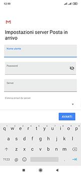 Xiaomi Mi Mix 3 5G - E-mail - configurazione manuale - Fase 14