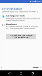 Sony Xperia XZ (F8331) - E-mails - Ajouter ou modifier un compte e-mail - Étape 21