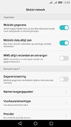 Huawei Y6 II - internet - data uitzetten - stap 5