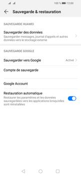 Huawei Y6 (2019) - Données - créer une sauvegarde avec votre compte - Étape 8