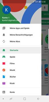 Samsung Galaxy S9 - Apps - Nach App-Updates suchen - Schritt 5