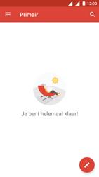 Nokia 3 - E-mail - e-mail instellen (gmail) - Stap 6