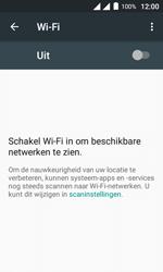 Alcatel Pixi 4 (4) - WiFi - verbinding maken met WiFi - Stap 5