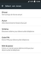 HTC U Play - Sécuriser votre mobile - Activer le code de verrouillage - Étape 6