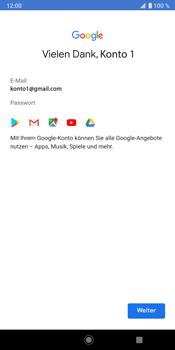 Sony Xperia XZ3 - Apps - Konto anlegen und einrichten - Schritt 18