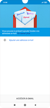 Xiaomi RedMi Note 7 - E-mail - 032c. Email wizard - Outlook - Étape 5