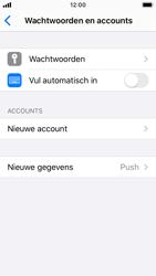 Apple iPhone SE - iOS 13 - E-mail - Handmatig instellen - Stap 5