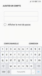 Samsung Galaxy S7 - Android N - E-mail - configuration manuelle - Étape 7