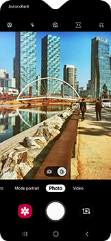 Samsung Galaxy A20e - Photos, vidéos, musique - Prendre une photo - Étape 8