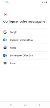 Samsung Galaxy A20e - E-mails - Ajouter ou modifier votre compte Gmail - Étape 8