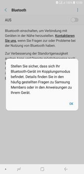Samsung Galaxy J4+ - Bluetooth - Geräte koppeln - Schritt 8