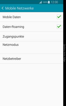 Samsung Galaxy Note Edge - Ausland - Im Ausland surfen – Datenroaming - 10 / 12