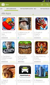 Samsung Galaxy Tab 3 7-0 - Apps - Herunterladen - 8 / 19
