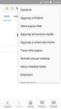 Samsung Galaxy A8 - Internet e roaming dati - Uso di Internet - Fase 19
