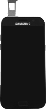 Samsung Galaxy A3 (2017) - SIM-Karte - Einlegen - Schritt 8