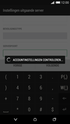 HTC Desire 620 - E-mail - Account instellen (IMAP zonder SMTP-verificatie) - Stap 12